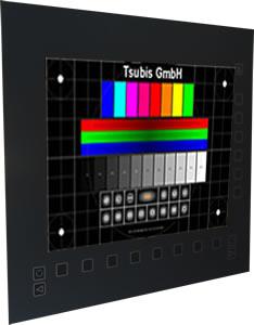 LCD15-0088 utbytes monitor för 15″ TFT – Heidenhain iTNC 530  – BF 155