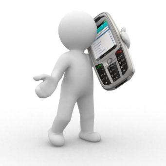 Ring oss :-)