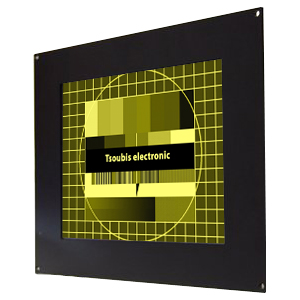 LCD12-0036 Utbytes monitor för 12″ CRT – Heidenhain TNC 355 TNC 155 – BE212, BE212B, BE212F