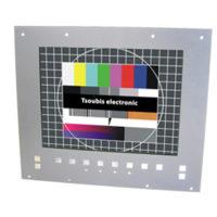LCD15-0001 utbytes monitor för 15″ CRT – Heidenhain TNC 407/410, TNC 416/426, TNC 430 M LCD15-0001 without keyboard