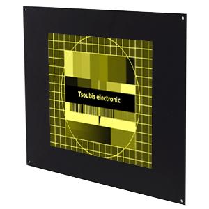 LCD12-0102 utbytes monitor för 12″ CRT – Heidenhain TNC 135, TNC 150, TNC 151  – BE 211, BE 211B