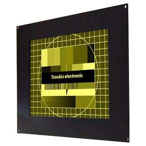 LCD12-0035 Utbytes monitor för 12″ CRT – Heidenhain TNC 155B, TNC 155Q  – BE 411, BE 411F
