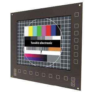LCD15-0064 utbytes monitor för 15″ TFT – Heidenhain iTNC 530  – BF 150